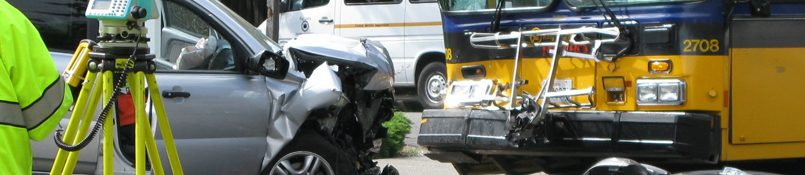 Collision and pedestrian accident insurance claim investigations and adjustments.